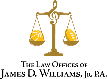 Law Offices of James D. Williams, Jr. P.A. Footer Logo